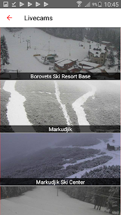 iSKI Bulgaria - Ski, Snow, Resort info, Tracker- screenshot thumbnail