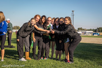 Photo: Awards: Varsity Girls - Division 2 - 1st Place: Pendleton 44th Annual Richland Cross Country Invitational  Buy Photo: http://photos.garypaulson.net/p660373408/e46038c66