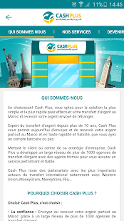 Cash Plus Maroc- screenshot thumbnail