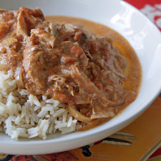 Curry Chicken Thighs Crock Pot Recipes