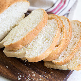 White Sandwich Bread.