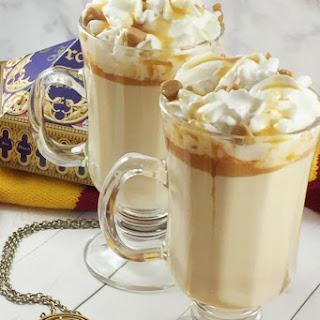 Butterbeer Hot Chocolate.