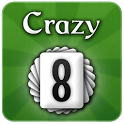 ♣ Crazy 8s card game icon