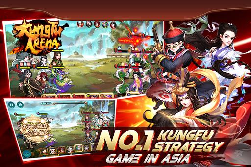 Kungfu Arena - Legends Reborn 1.0.6 gameplay | by HackJr.Pw 1