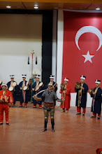 Photo: Ottoman's featured the first military band. Today Turkish military band continues the tradition and plays for tourists daily