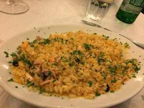 Photo: Seafood risotto