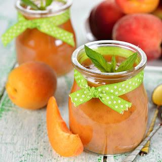 Nectarine Baby Puree