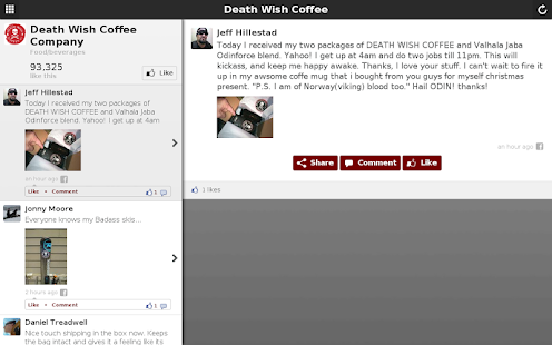 Wish Coffee Company Apk