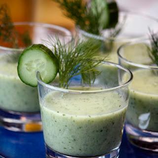 Spanish Green Gazpacho