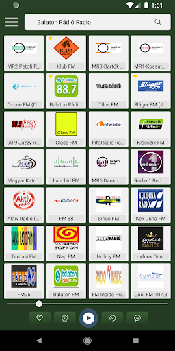 Hungary Radio Online - Hungary Am Fm 1.1.0 screenshots 1