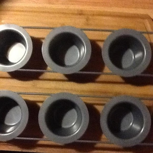 Special equipment: muffin tin or popover pan Preheat the oven to 400 degrees F.