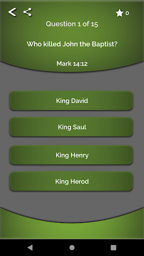 Bible Quiz 10 screenshots 5