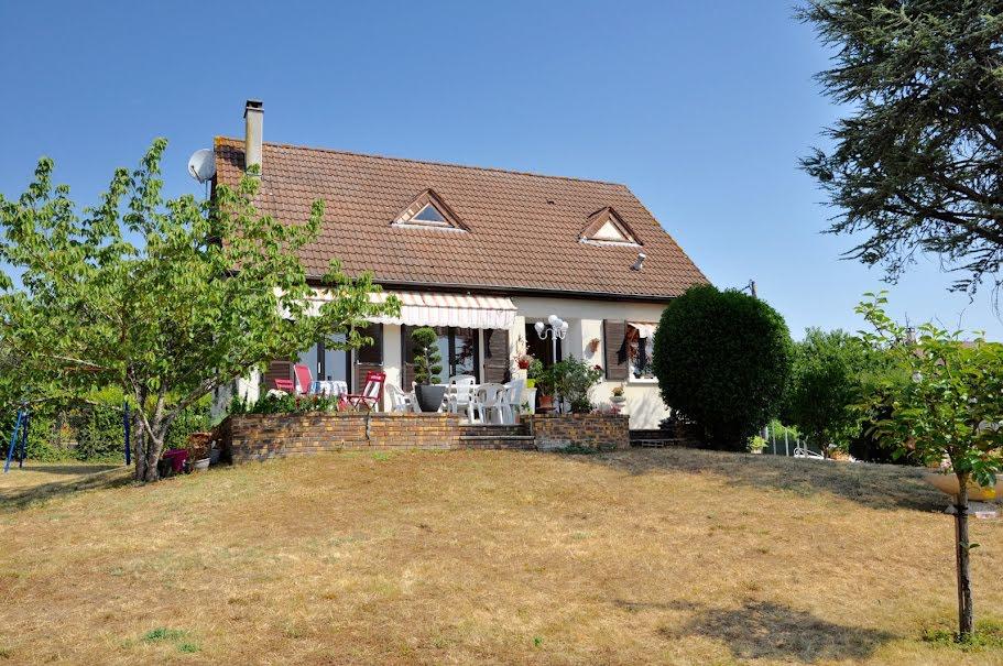 Vente maison 4 pièces 114 m² à Sens (89100), 205 500 €
