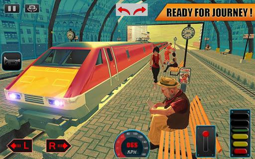 NY City Train Simulator 2019: Free Train Games 3D 2.0 screenshots 2
