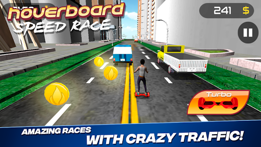 Download Hoverboard Speed Race MOD APK 4