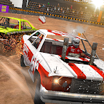 Demolition Derby Xtreme Racing Icon