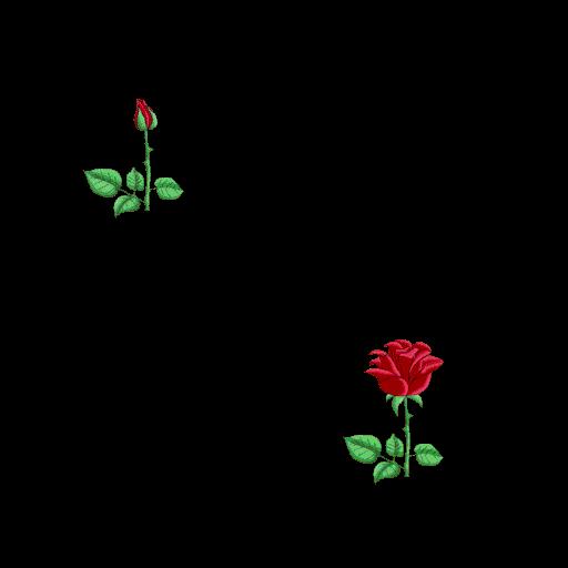 Red Rose gloom live wallpaper