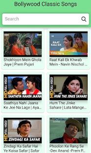 Bollywood Songs - 10000 Songs - Hindi Songs for PC-Windows 7,8,10 and Mac apk screenshot 3