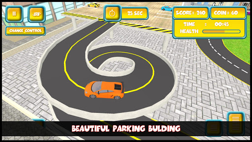 Car Parking in Hotel Shopping Mall & cinema 2018 1.0 screenshots 3