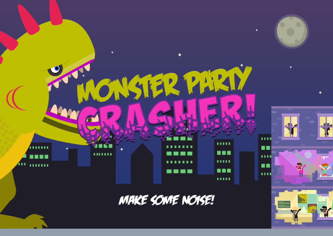 Monster Party Crasher- screenshot