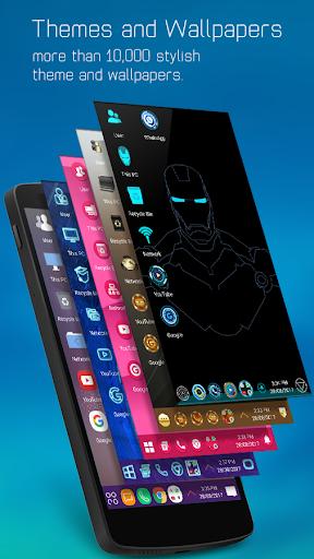 Computer Launcher - Win 10 Style 12.9 screenshots 4