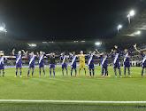 Fans reageren verdeeld op de derde plek van Anderlecht