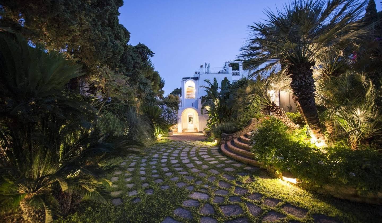Villa avec piscine Lacco Ameno