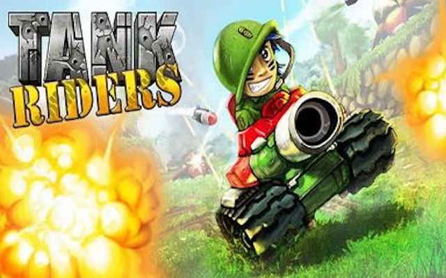 Tank Riders - Install Game - Chrome Web Store
