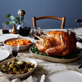 Russ Parsons' Dry-Brined Turkey (a.k.a. The Judy Bird)