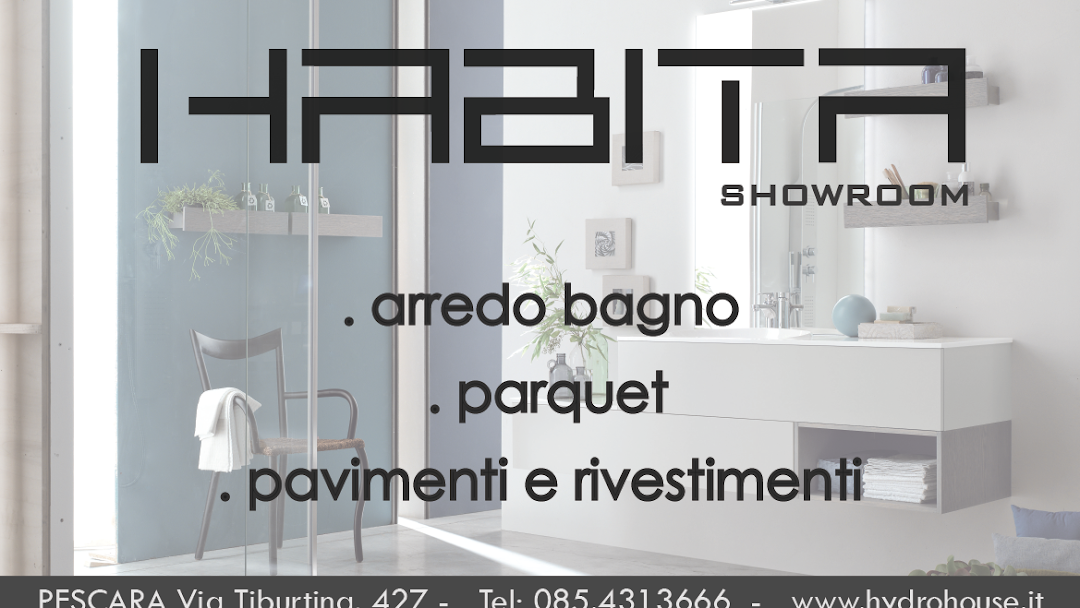 Habita showroom - Arredo Bagno, rivestimenti, pavimenti e ...