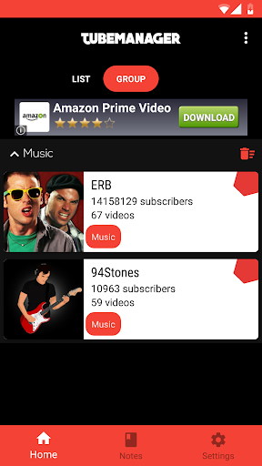 Tube Manager for Youtube 1.3 screenshots 4