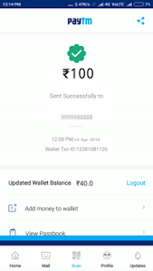 Download Prank Paytm APK latest version game for android devices