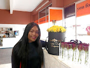 Ann Malinga is  the founder and owner of Blaque Petals, a high-end luxury flowers business based in Germiston, Ekurhuleni.