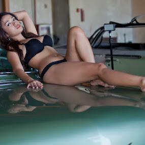 by Jun  Gomez - Nudes & Boudoir Boudoir