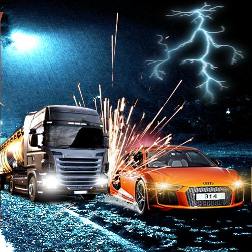 Smasher: Insane Car Race 3D