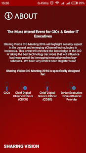 SV CIO Meeting 2016- screenshot thumbnail