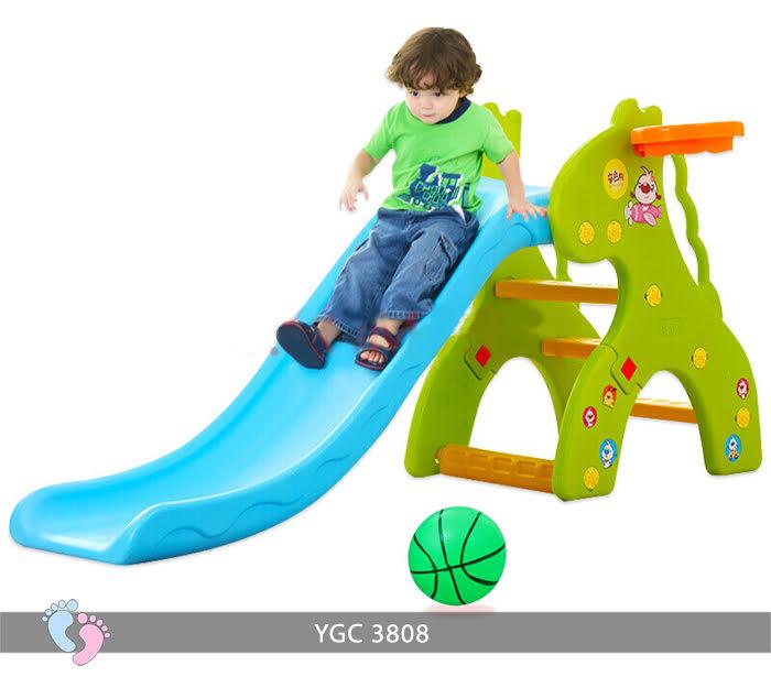 Cầu tuột bóng rổ cho bé YGC-3808 4