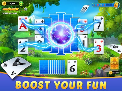 Solitaire TriPeaks Journey – Free Card Game 8