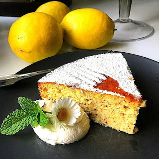 Arizona Meyer Lemon Yogurt Cake