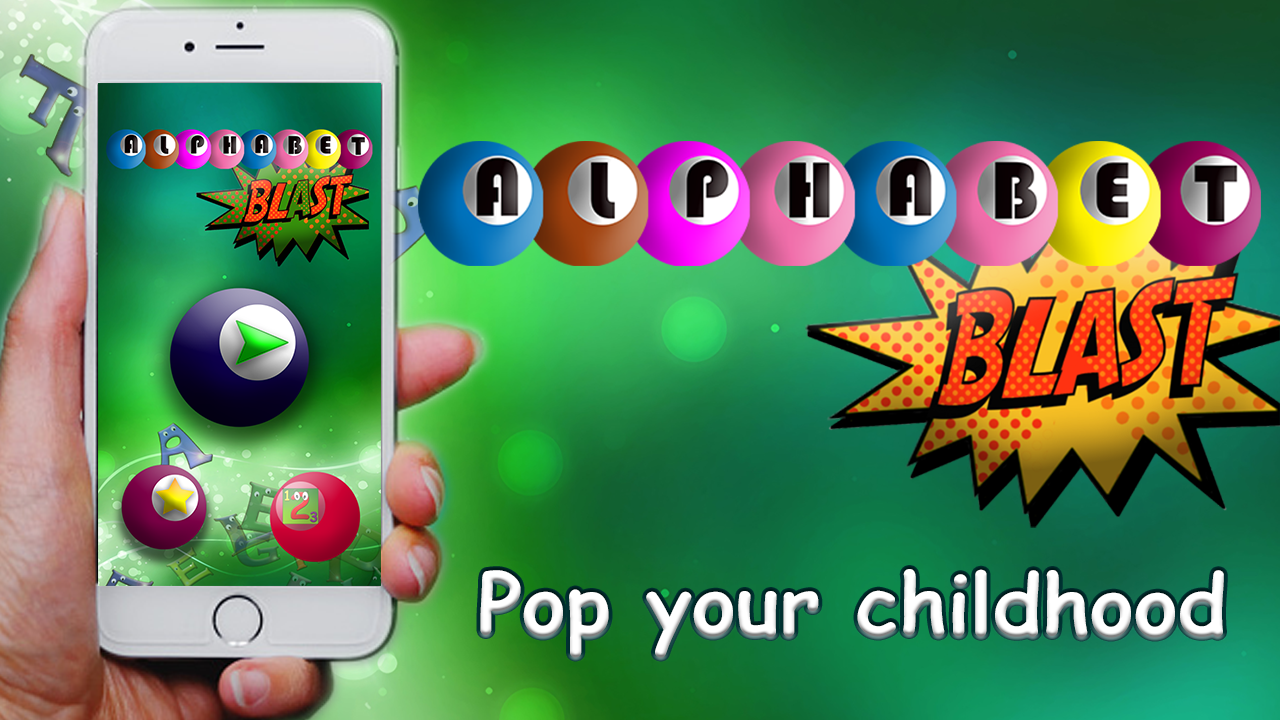 Kids Alphabet Learning Game - Letters Tracing Game- screenshot