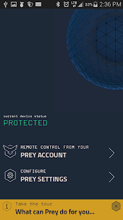 Prey Anti Theft: Find My Android & Mobile Security Screenshot