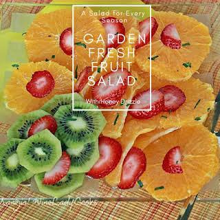 All Season Garden Fresh Fruit Salad.
