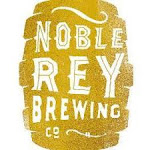 Logo for Noble Rey Brewing Co.