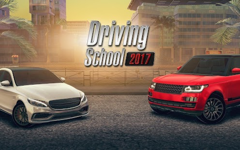 ApkMod1.Com Driving School 2017 APK + MOD (Unlimited Money) Android free Android Game Racing
