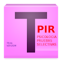 TESTS PIR PSICOLOGO RESIDENTE