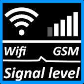 Measuring Signal GSM WIFI