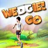 Wedgie Go - Endless Runner Game