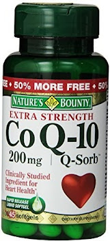 Nature's Bounty Co Q-10 Dietary Supplement - 45 Softgels
