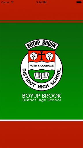 Boyup Brook District HS