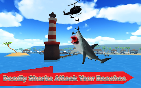 Shark Hunting: Shark Games 5